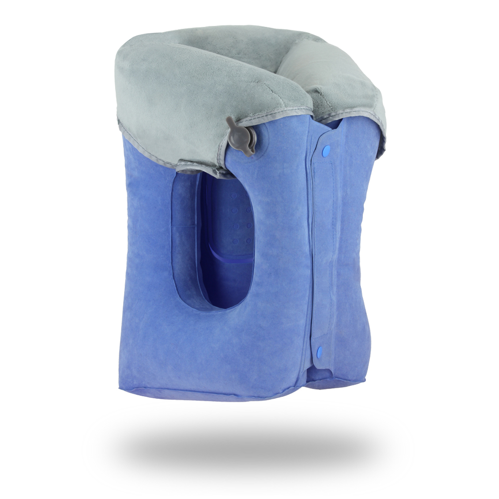 Inflatable Seat Cushion >> My 2 In 1 Sleep Cocoon - Be Relax : Travel accessories
