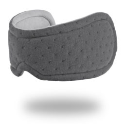 My Anti-Fatigue Sleep Mask Grey masque de sommeil gris
