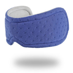 My Anti-Fatigue Sleep Mask blue masque de sommeil bleu