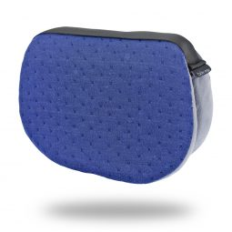 My Flexi Flight Cushion Blue coussin de voyage bleu