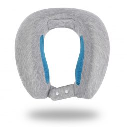 My Memory Foam Neck Pillow – Pure Touch Tencel Coussin de voyage mémoire de forme tencel