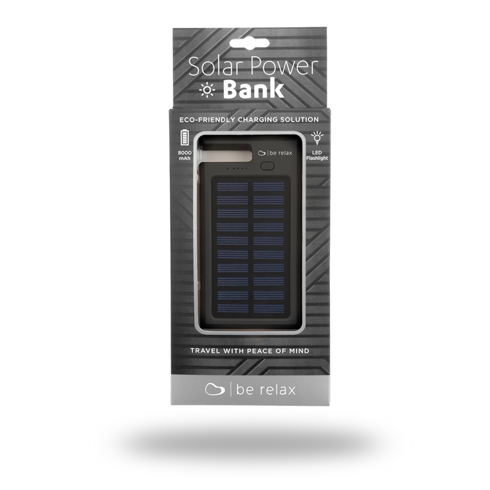 Solar Power Bank Be Relax Spa Amp Lounge Wellness