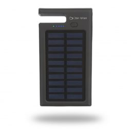 Solar Power Bank Android iPhone iPad GPS